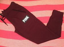 7fe10b1514860 Victoria's Secret Love Pink Collegiate Sweat Pant Tropical Pants ...