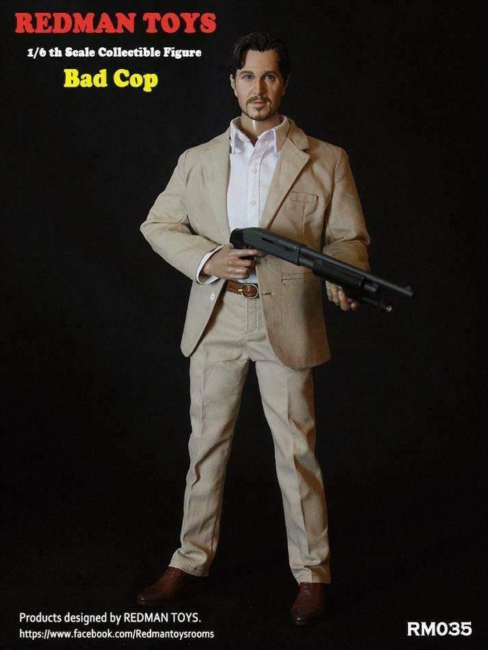 rotMAN TOYS 1 6 RM035 The Bad Cop Gary Oldman Full Set Action Figure Model Gifts