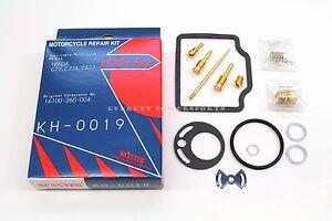 Honda Carburetor Rebuild Carb Repair Kit /& float CA77 CA 77 Dream Touring 305