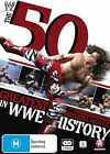 WWE - 50 Greatest Finishing Moves In WWE History (DVD, 2016, 3-Disc Set)