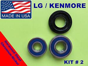 Lg Front Load Washer 2 Tub Bearing Amp Seal Kenmore Kit 2