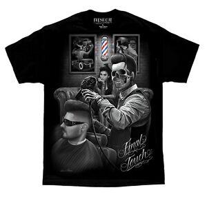 Final-Touch-Barber-Shop-Fresh-Cut-David-Gonzales-DGA-T-Shirt