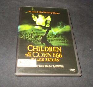 Children-of-the-corn-666-DVD-VGC-Region-1