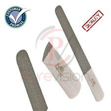 """6"""" Diamond DEB FILE Finger FOOT DRESSER NAIL Care Podiatry Manicure Pedicure NEW"""