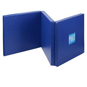 PHAT® Gymnastics Mat Thick Folding 3 Panel Sports Gym Mat Fitness Aerobics Yoga
