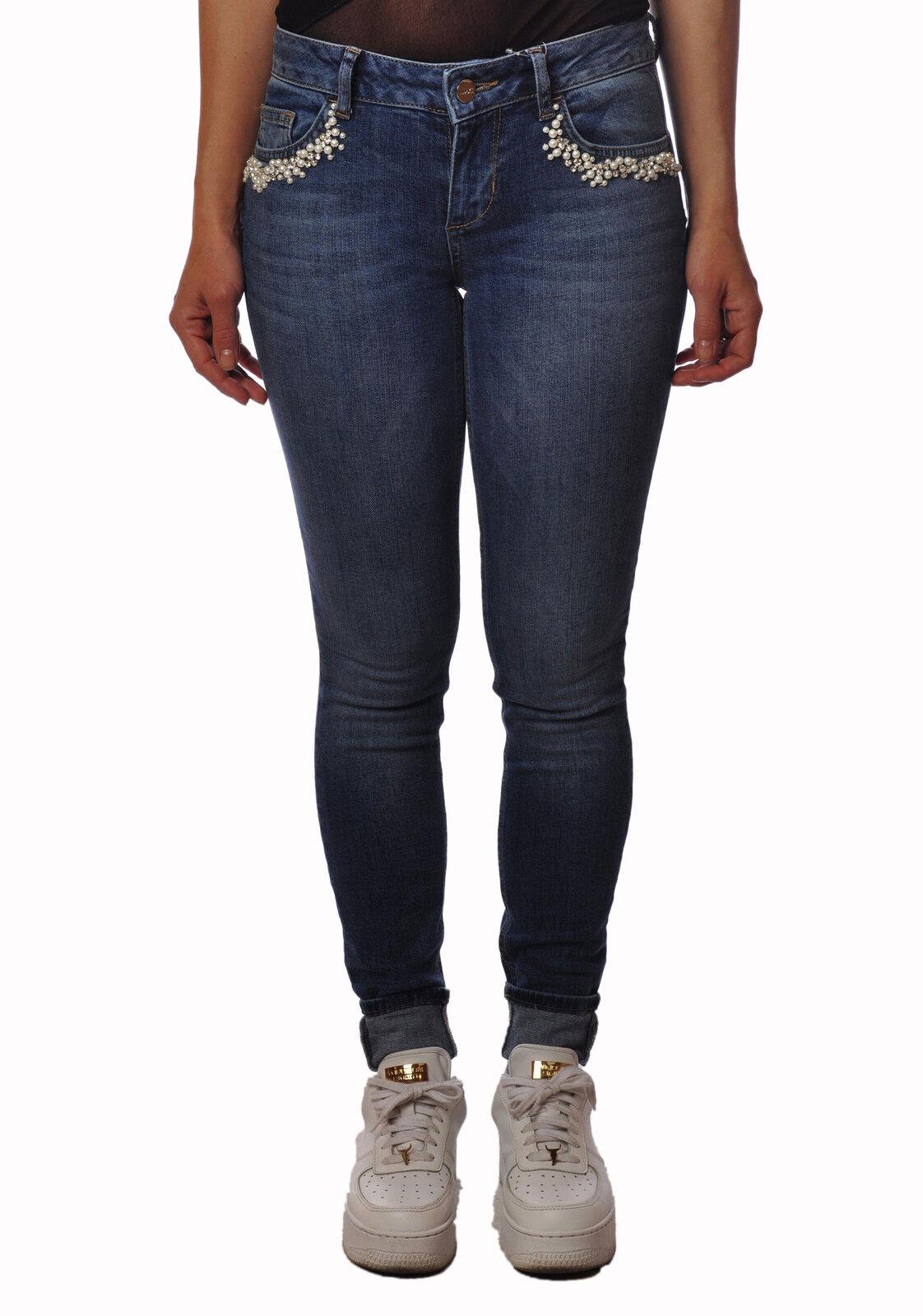 Liu-Jo - Jeans-Pants-slim fit - Woman - Denim - 3645711D183351