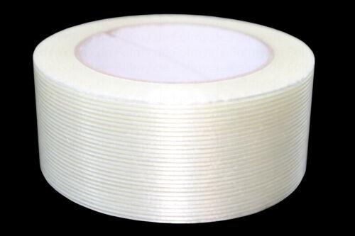 Alle Größen.Klebeband verstärkt.Filamentklebeband.Glasfaser Klebeband.Klebeband