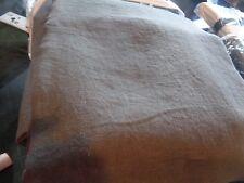 2 West Elm  Belgian Linen drapes 48 X 84 slate blackout New WO TAG