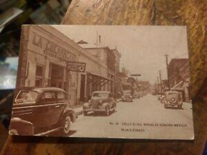 CALLE-ELIAS-NOGALES-SONORA-MEXICO-ELIAS-STREET-Postcard-Posted
