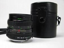 Sigma 28mm F2.8 Mini Wide Angle Lens MD W/Case VERY NICE!!