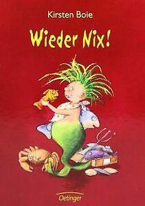 Wieder-Nix-von-Boie-Kirsten-Buch-Zustand-gut