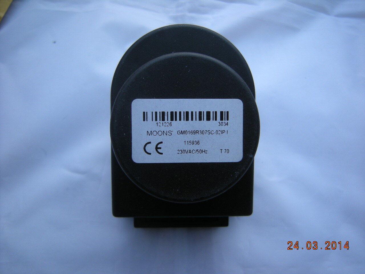 Glowworm Betacom 28a & 30c Diverter Valve Actuator Motor 0020061621 ...