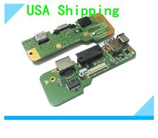 Dell Inspiron 1545 USB LAN VGA AC DC Jack Power Board Port Plug 00835