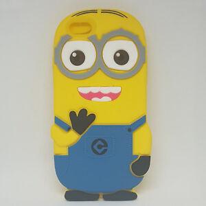 c36eb065a83 La imagen se está cargando Funda-Carcasa-Silicona-3D-Minion-Iphone-6-4-