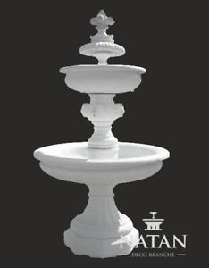 Fontana-Decorata-a-Getto-Scultura-Decorazione-Giardino-Fontaine-Nettuno