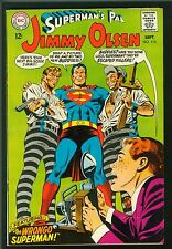 Superman's Pal, Jimmy Olsen #114 (Sep 1968, DC)