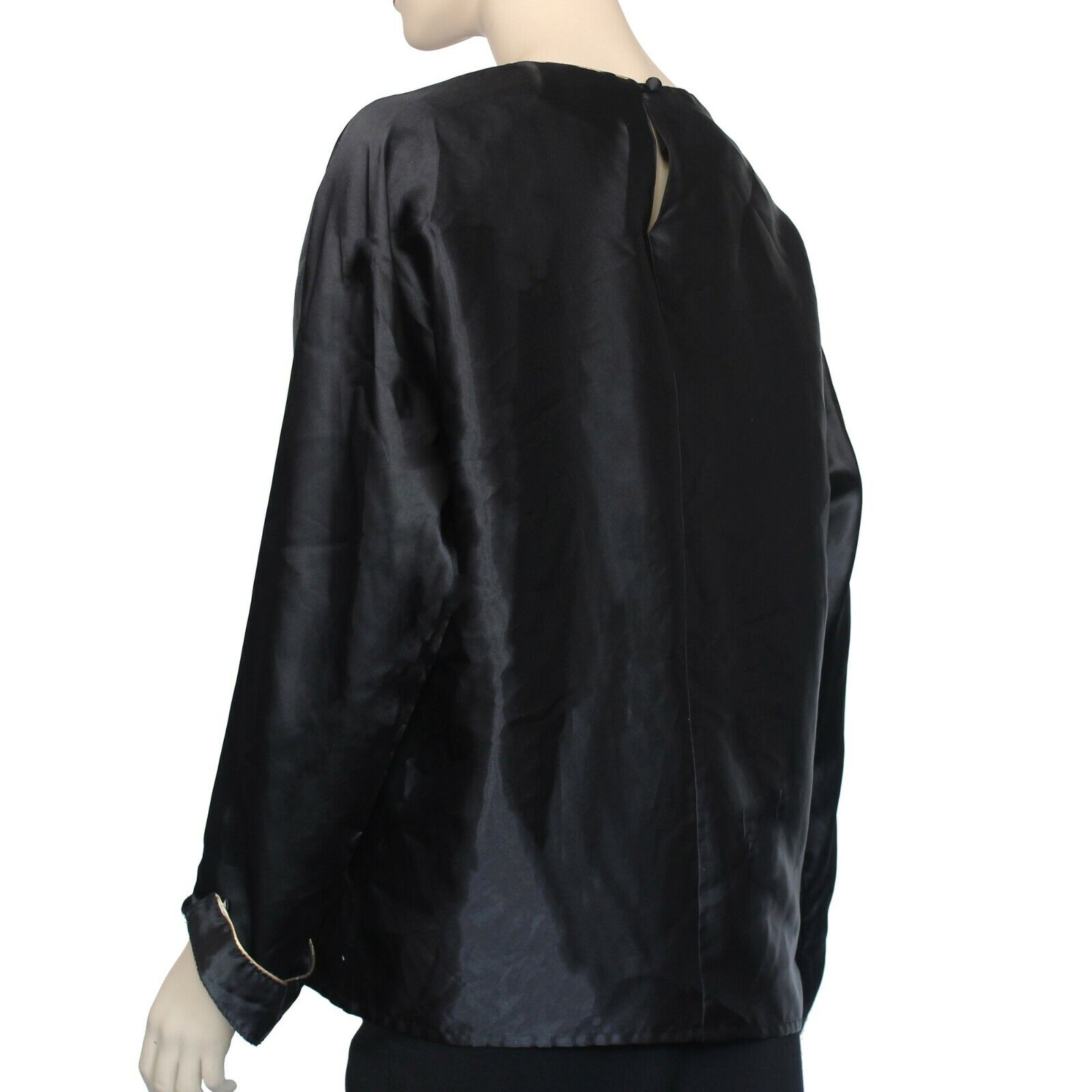 Vintage 1990's Laura & Jayne Collection Blouse Si… - image 4