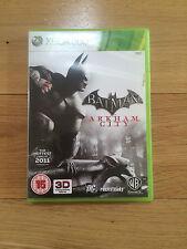 Batman: Arkham City for Xbox 360 *No Manual*
