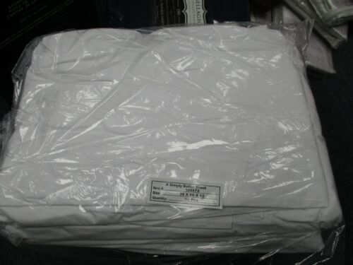 Bunk Dorm 2pk -200 CT Fitted Bed Sheets For Twin XL Hospital Mattresses 39X80