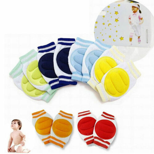 Safety Crawling Elbow Cushion Infants Toddlers Baby Knee Pad Chris