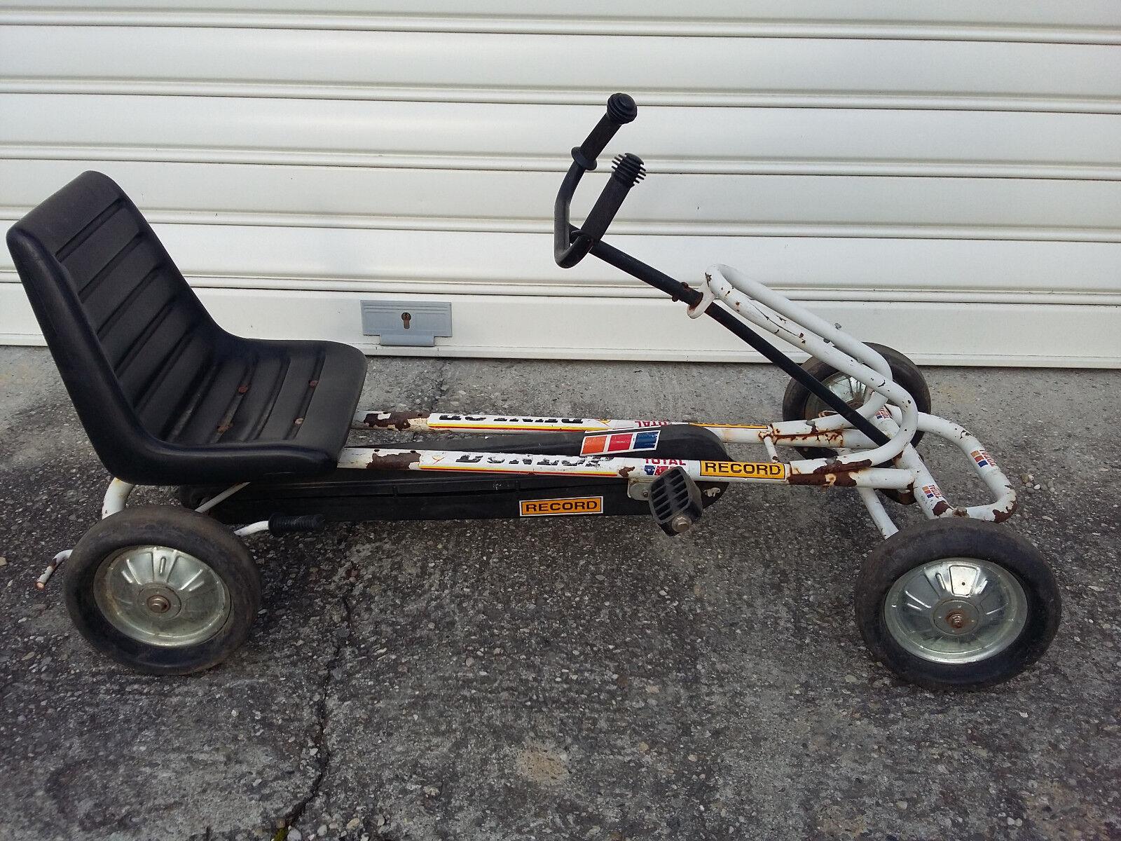 Superbo auto pedali giocattolo bambini karting