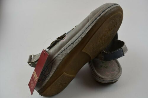 Mustang 1240-703 Damen Sandale Clogs Ivory Synthetik Gr36-41