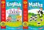 ENGLISH-amp-MATHS-AGE-4-5-RECEPTION-ACTIVITY-LEARNING-HOMEWORK-SCHOOL-WORKBOOKS miniature 1