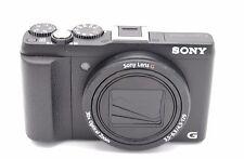SONY CYBERSHOT DSC-HX60V 20.4MP 30x ZOOM DIGITAL CAMERA - BLACK