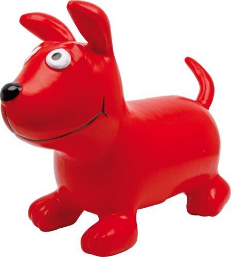 Hüpfhund Bodo Hopser Hund Kinderhopser Hüpftier Sprungtier für Kinder Neu