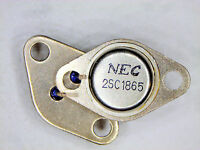 2sc1865 original Nec Transistor 2 Pcs