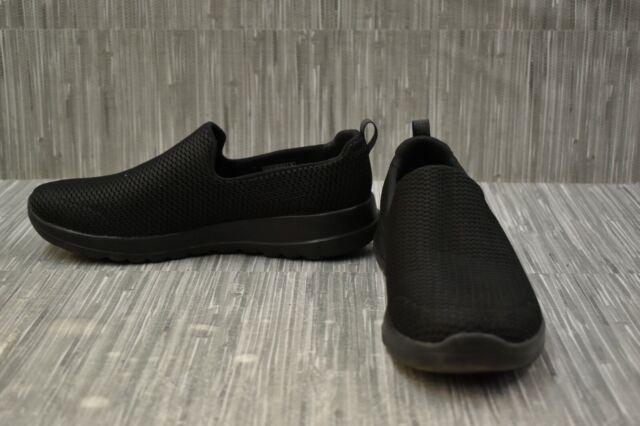 Skechers Go Walk Joy 15600 Slip On Comfort Shoe - Women's Size 8.5, Black