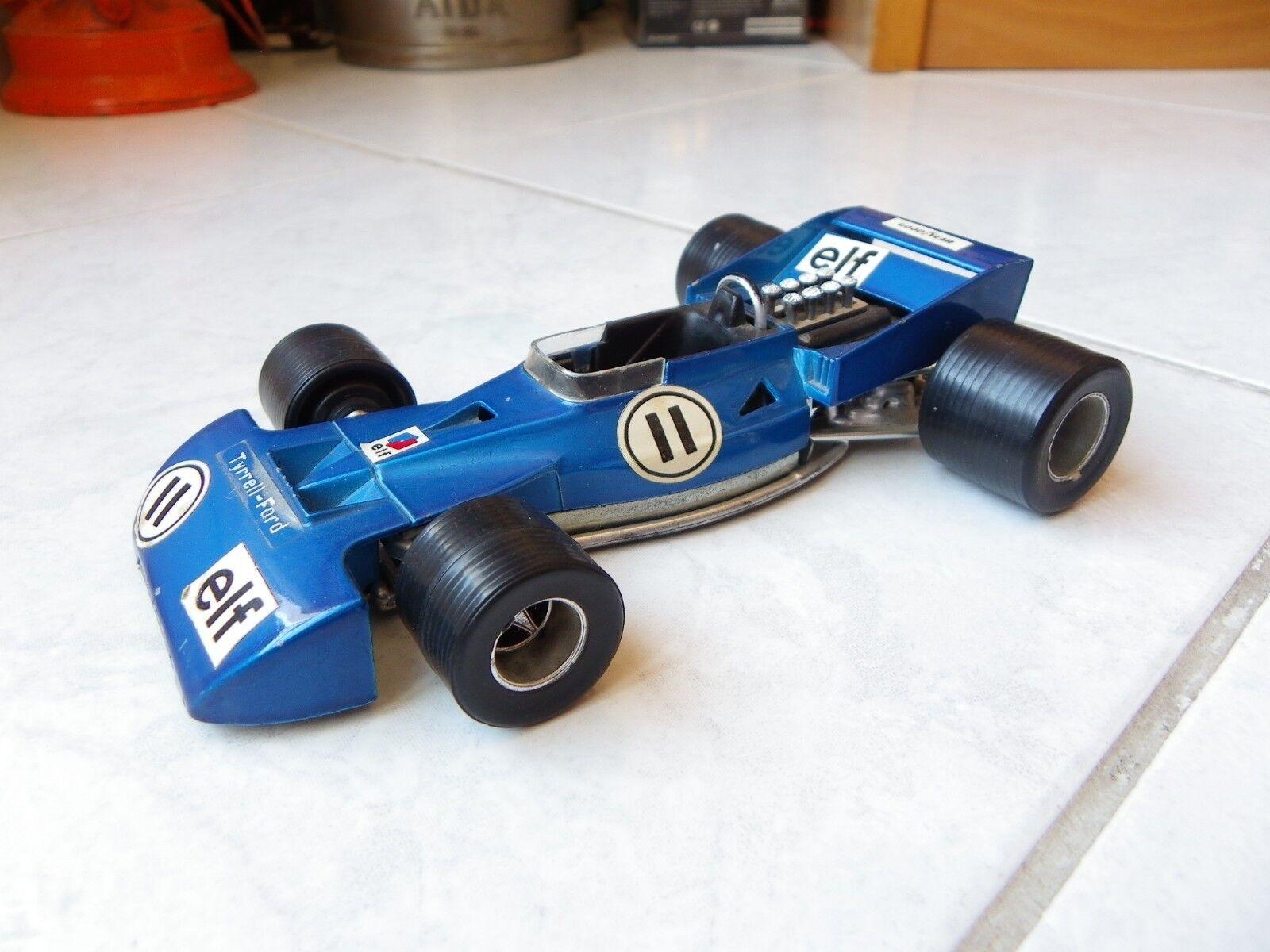 Tyrrell Ford F1 Elf FX1  25 Polistil F1 Formel 1