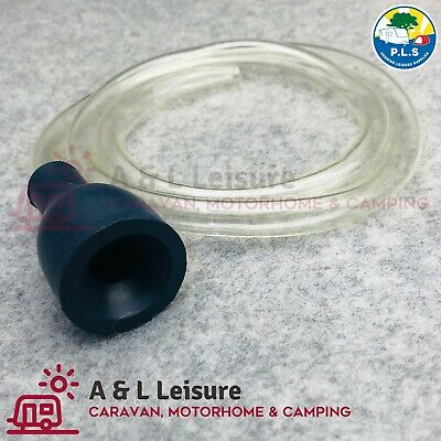 NEW CARAVAN//CAMPING WATER CONTAINER FILL UP HOSE
