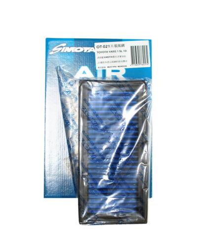 Power Air Filter for Toyota VIOS 1.5L 13-17/_MITSUBISHI COLT 02-13/_ATTRAGE 13-17