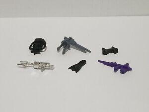 GI Joe Weapon Flash Backpack Accessory Pack 1983 Original Figure Accessory