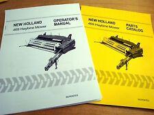 holland 469 mower conditioner parts manual ebay rh ebay com Terraforming Mars New Holland 479 Haybine Parts