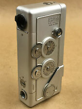 Gami 16 Subminiature Camera Officine Galileo Di Milano w/ 25mm f/1.9 Esamitar