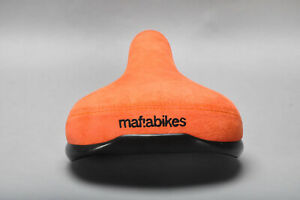 MB004 WHEELIE siège rouge-mafiabikes MAFIA Fat Daim Selle de vélo