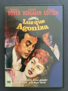 DVD-LUZ-QUE-AGONIZA-Charles-Boyer-Ingrid-Bergman-Joseph-Cotten-GEORGE-CUKOR