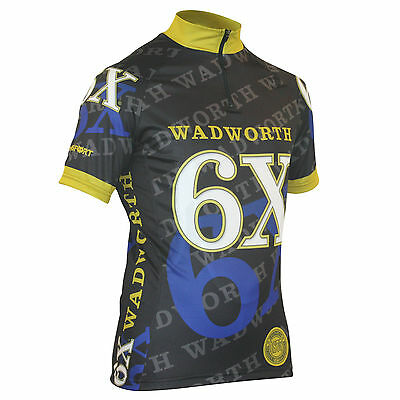Impsport Wadworth Brand '6X' Beer Cycling Jersey Mens & Ladies Sizes - NEW
