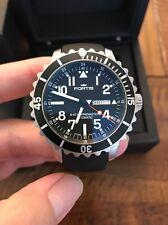 Fortis B42 Marinemaster Coin Edge Bezel Eta 2836 Automatic Watch