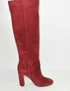 VINCE CAMUTO Femmie Tall Shaft Boot Red