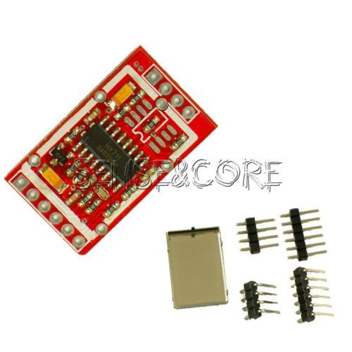 Metall Shieding HX711 Dual-channel 24-bit A//D Conversion Weighing Sensor Modul