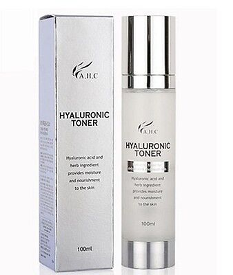 A.H.C Hyaluronic Moisture Toner Essence 100ml
