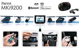 Mains-Libres-Parrot-Mki-9200-MKi9200-Bluetooth-MP3-USB-IPHONE-Sans-Garantie