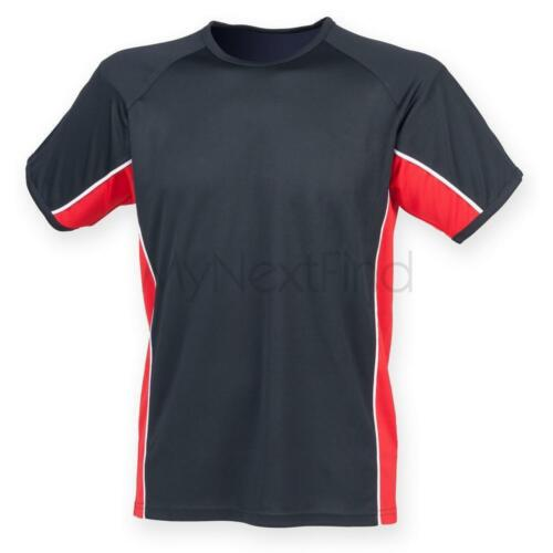 Finden /& Hales Performance Panel T-Shirt