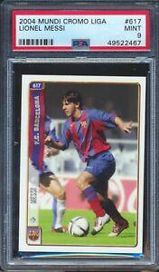 49522467-2004-Mundi-Cromo-Liga-Lionel-Messi-RC-Rookie-PSA-9-MINT-617