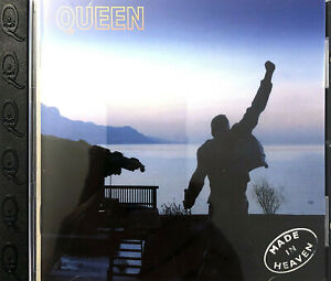 Queen-CD-Made-In-Heaven-Picture-Disc-Holland-EX-VG