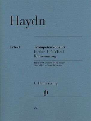 Obedient Haydn Concerto Eb Hobviie:1 Trumpet & Piano Customers First Musical Instruments & Gear Musical Instruments & Gear