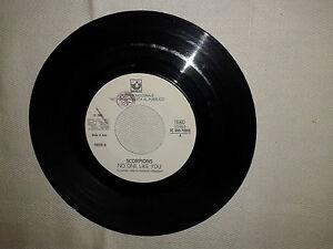Scorpions-Manuel-Manu-Disco-Vinile-45-Giri-7-034-Edizione-Promo-Juke-Box